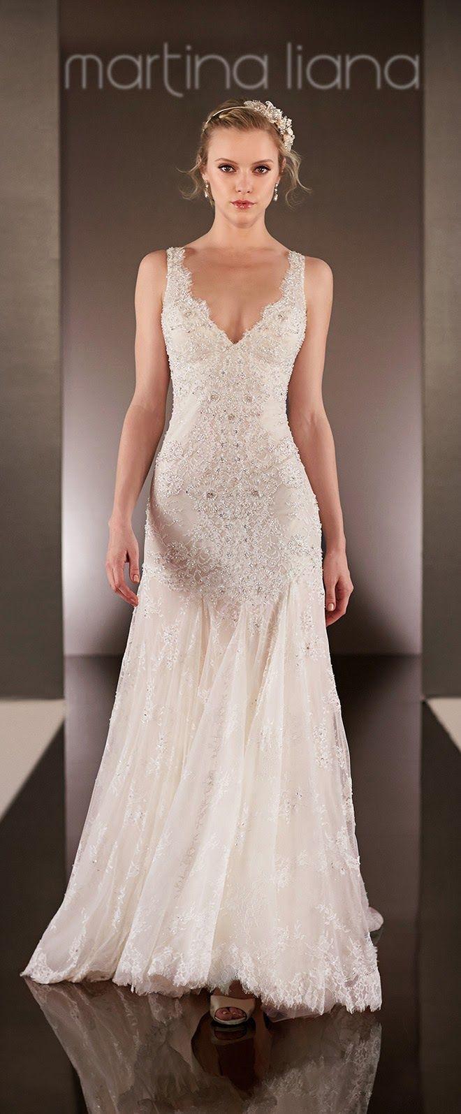 martina liana spring 2015 bridal collection robe de