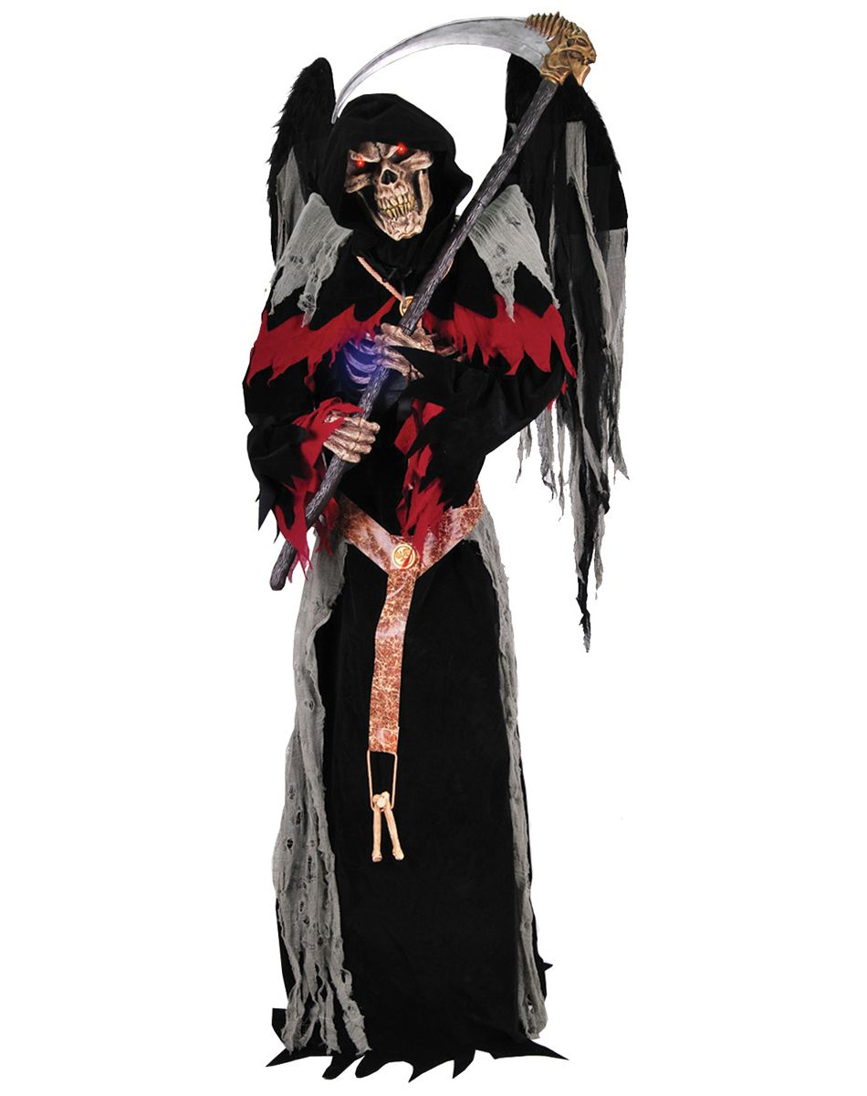 Winged Reaper Ultimate Animated Prop | Spirithalloween.com ...