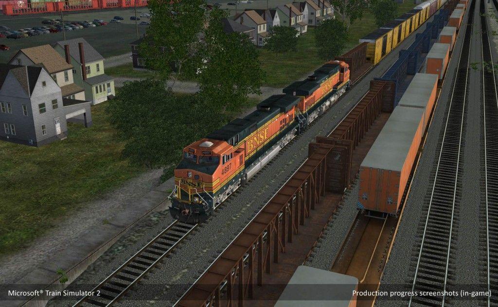 Download .torrent Microsoft Train Simulator PC http