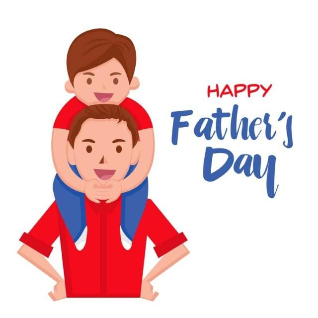 Happy Moment Happy Fathers Day Card Happy Fathers Day Happy Father Father S Day Greeting Cards