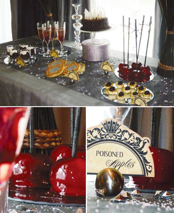Evil QueenSnow White Party Theme Halloween themes, Evil queens - halloween party decorations for adults