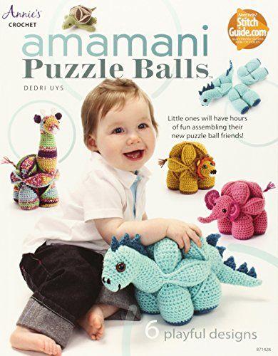 Amamani Puzzle Balls (Annie's Crochet) von Dedri Uys http://www.amazon.de/dp/1573675695/ref=cm_sw_r_pi_dp_w6kbxb1KRWHCN