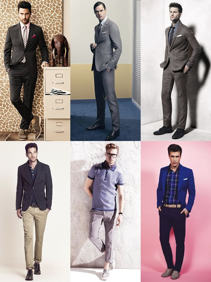 Examples of Well Fitting Clothing