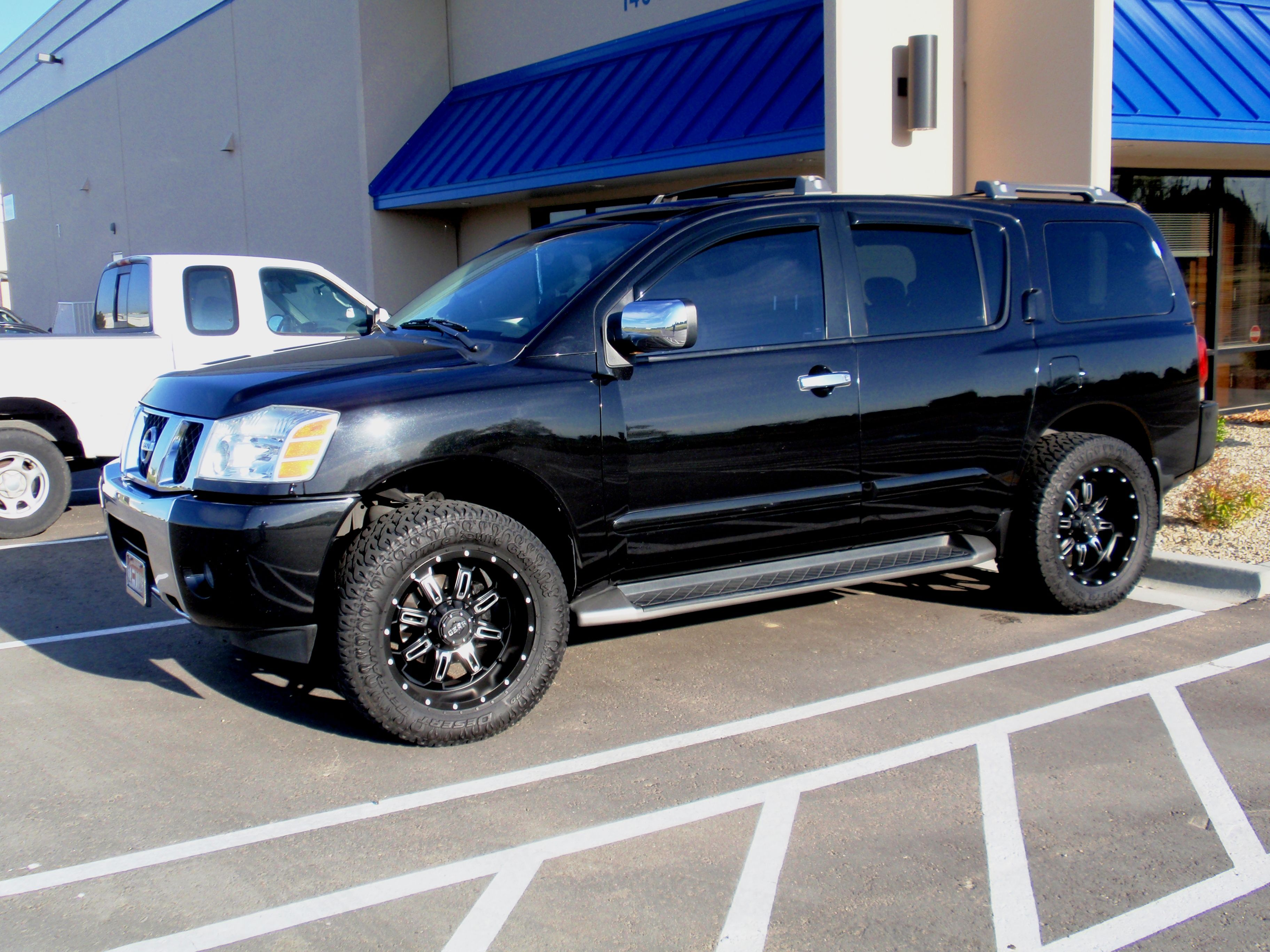 12 best nissan armada images on pinterest nissan dream cars and nissan armada there kinda nice vanachro Images