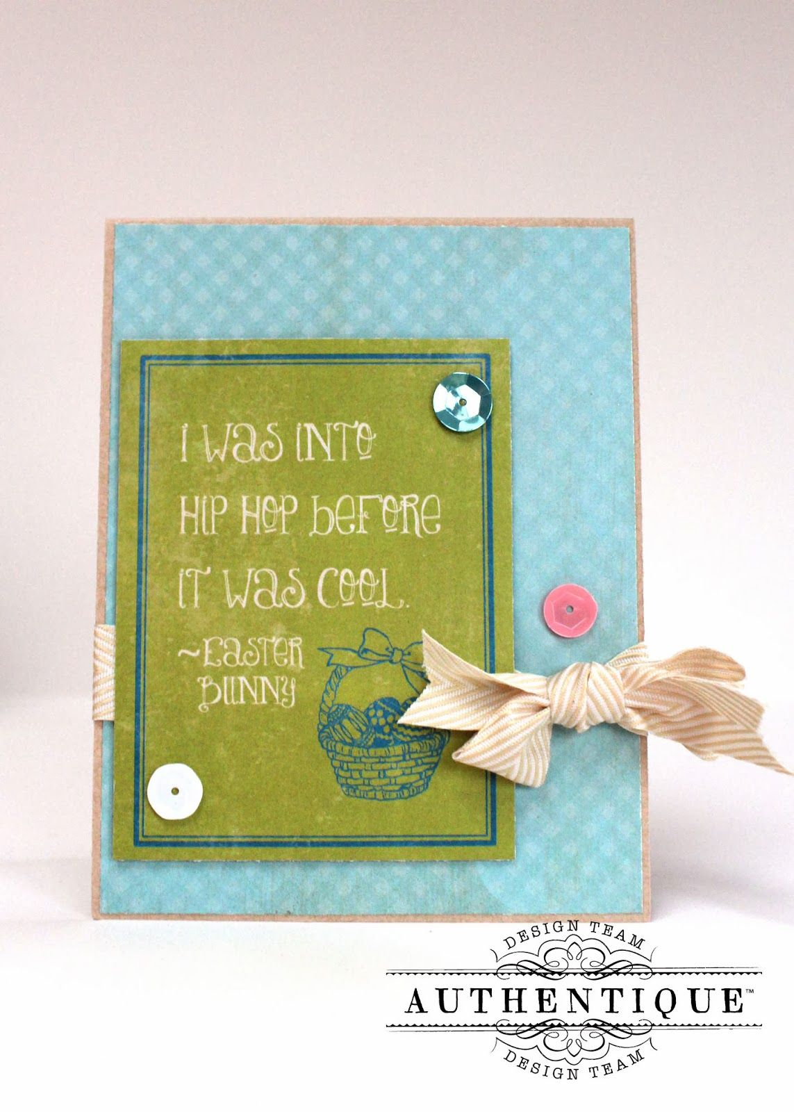 Authentique Paper: I 'Promise' these Cards are Easy to Make!