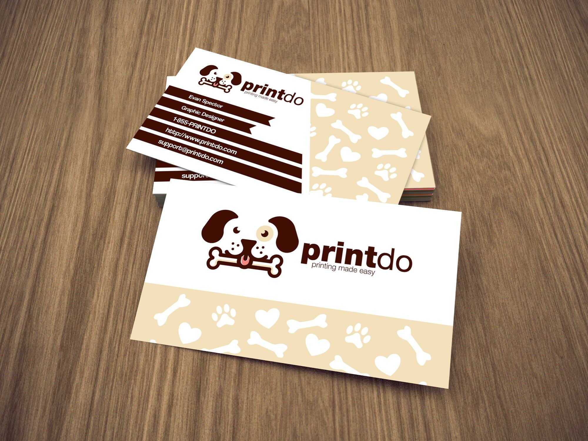 Pet shop business card google search business cards for Pet business cards