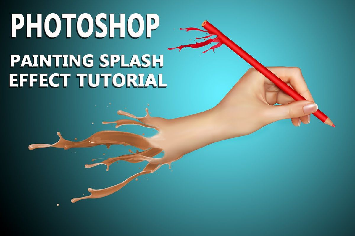 Photoshop splash photo effect photoshop cs6 tutorial 2003 photoshop splash photo effect photoshop cs6 tutorial baditri Choice Image