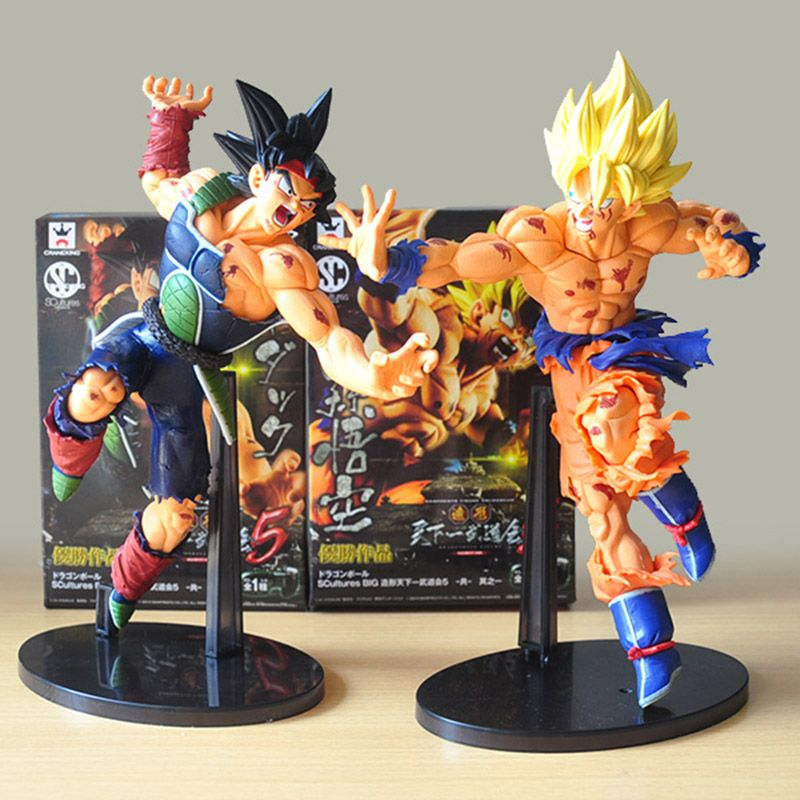 Action & Toy Figures Popular Brand 18cm Box Figuarts Zero Super Saiyan 3 Son Goku Pvc Action Figures Dragon Ball Z Collection Model Dbz Esferas Del Dragon Toy Suitable For Men And Women Of All Ages In All Seasons