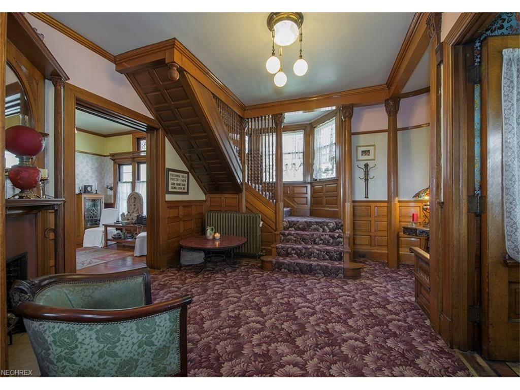 3206 W 14th St, Cleveland, OH. Victorian InteriorsVictorian DecorHouse ...