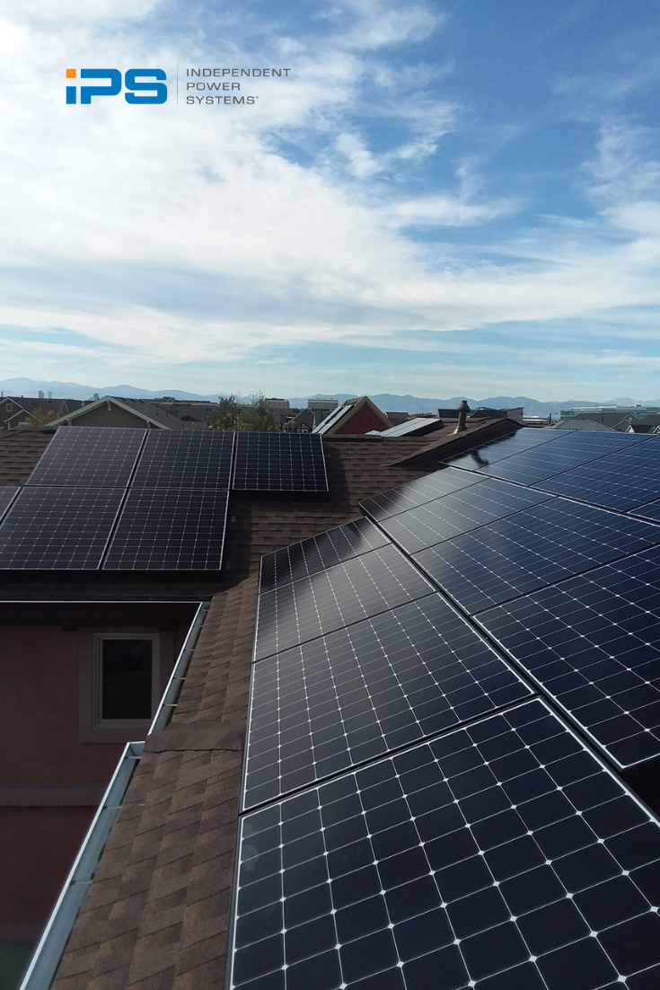 Residential Solar And Energy Storage Solutions Residential Solar Solar Solar Installation