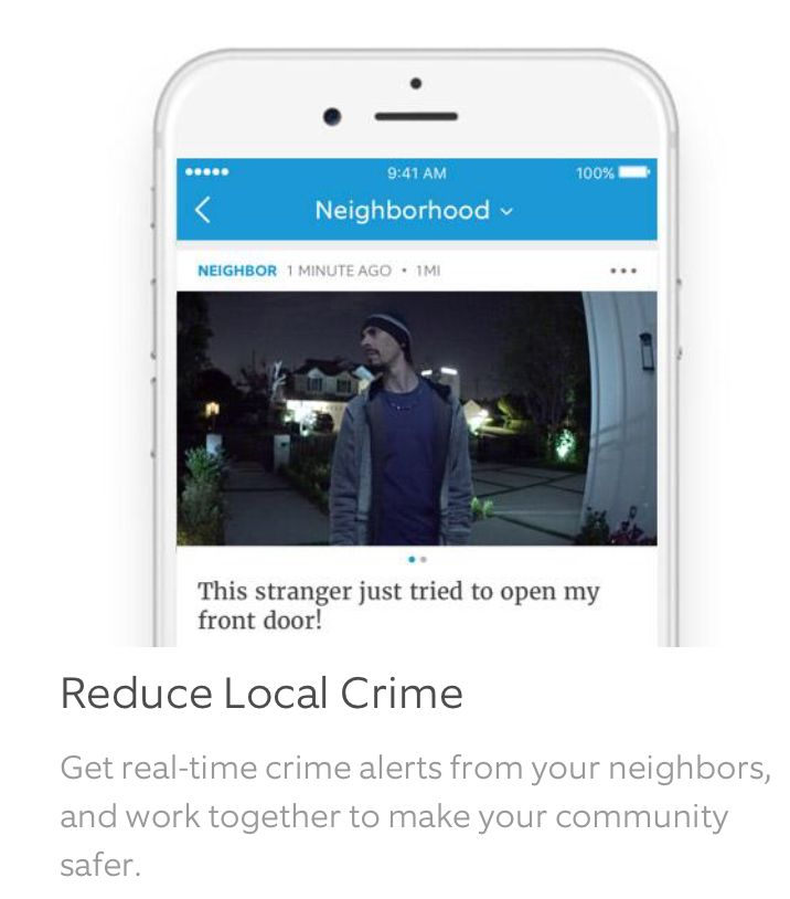 Get Free Ring Neighborhood Watch App The neighbourhood