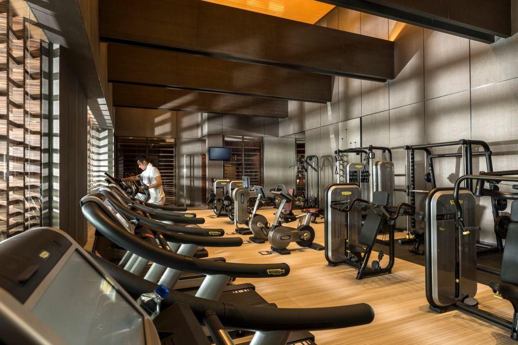 Four Seasons Hotel Pudong Fitness Studio Flickr 相片分享