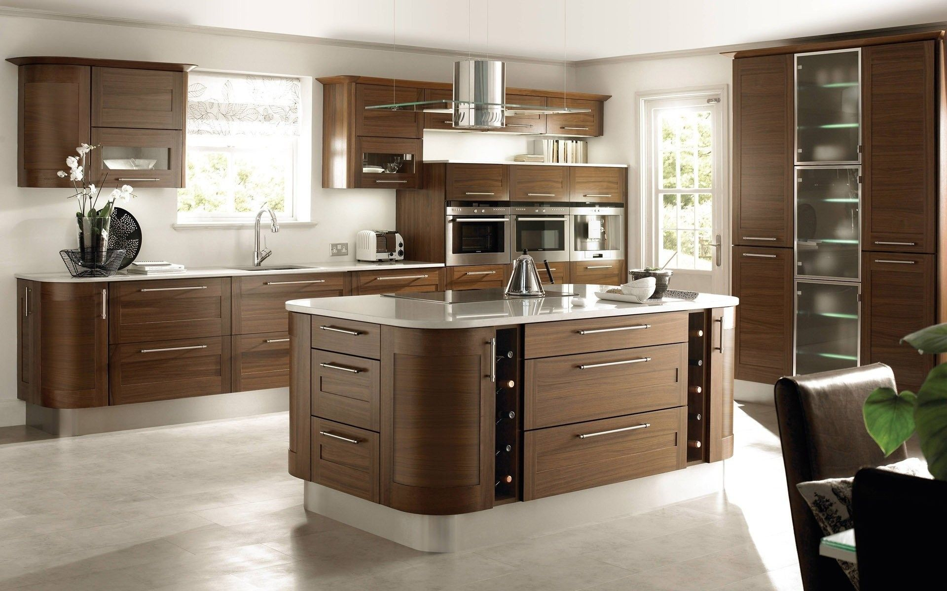 Style Your Kitchen By Designing he Furniture Designs I. swt.co - ^