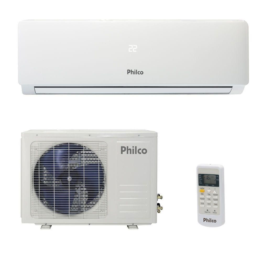 Ar Condicionado Split Hi Wall Inverter Philco 12000 Btus Q F 220v