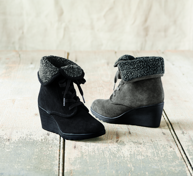 From the City Streets to the Ski Lodge! Lead with your best foot forward. Shop Now: http://ow.ly/W5WoM