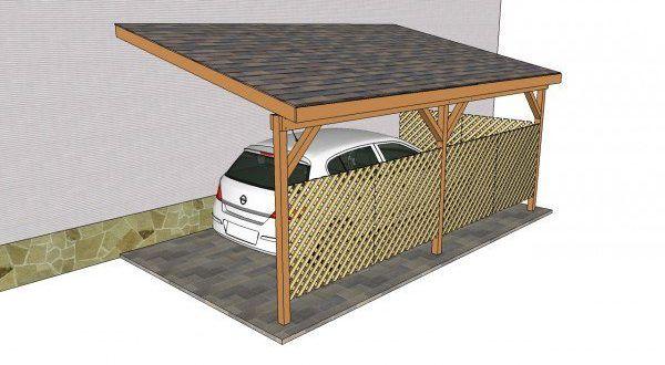 37 Free Carport Plans Build A Diy Carport On A Budget Home And Gardening Ideas Diy Carport Building A Carport Carport Designs
