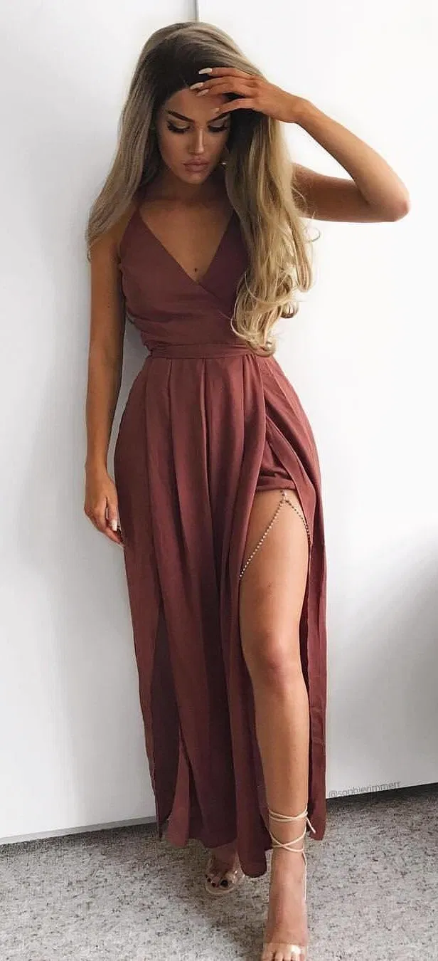 Do Not Mind The Length With These Chic Summer Dresses Birthday Dress Women Preppy Fall Outfits Chic Summer Dresses [ 1350 x 616 Pixel ]