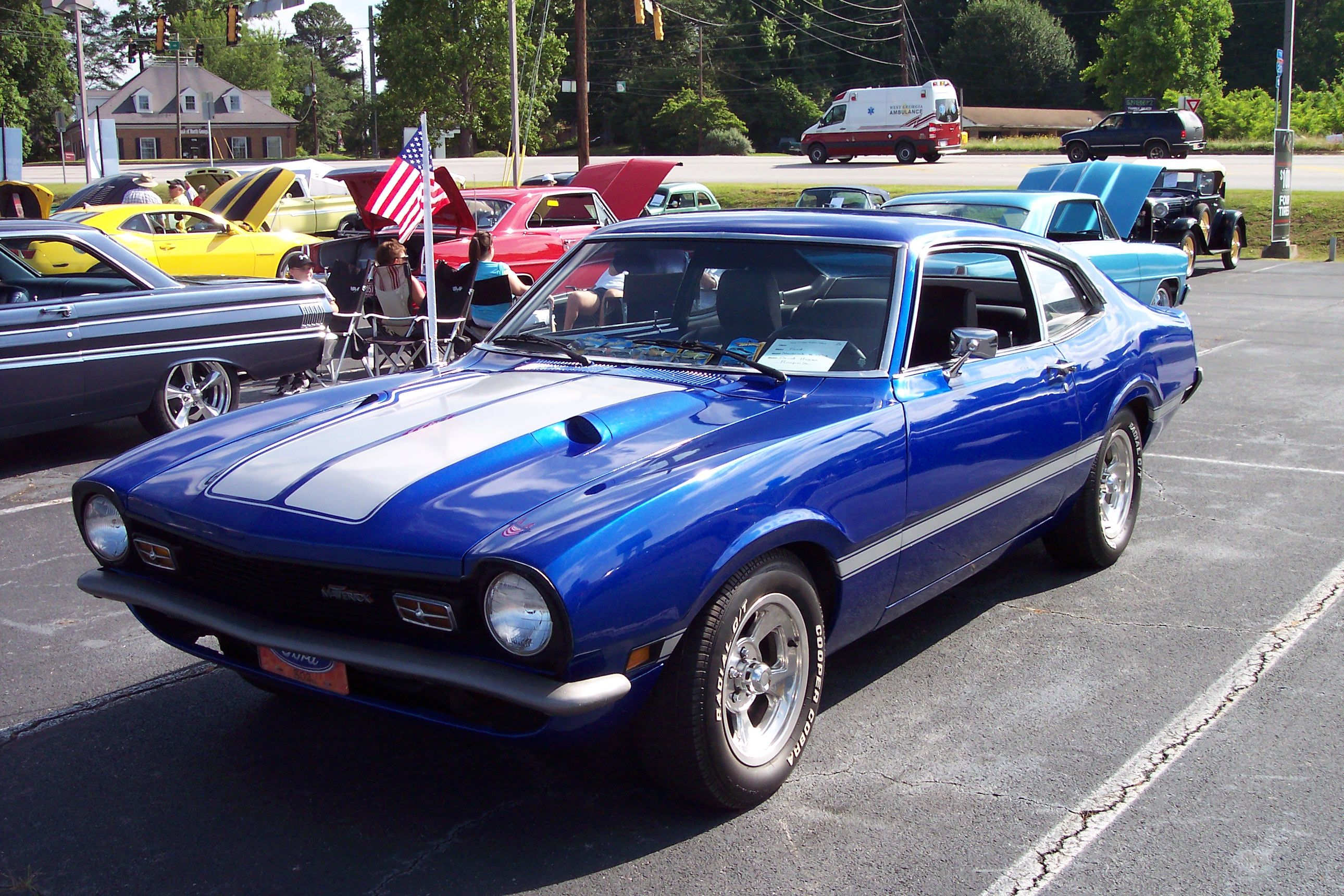 1973 Ford Maverick 17 Cars Ford Maverick Ford Classic Cars Ford