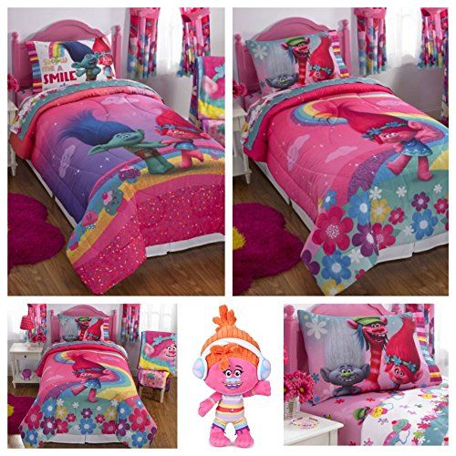 Comforter Sets, Trolls Queen Bedding
