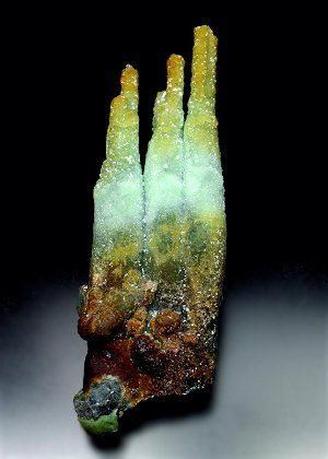Smithsonite - Namibia