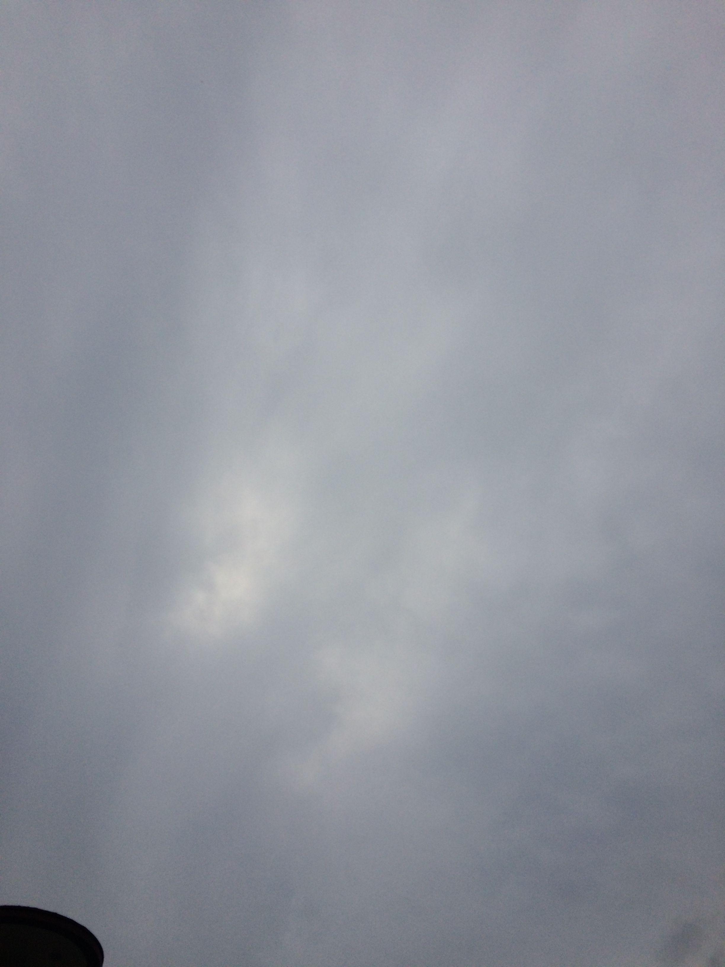 2017년 8월 19일의 하늘 sky cloud (With images) Ombre