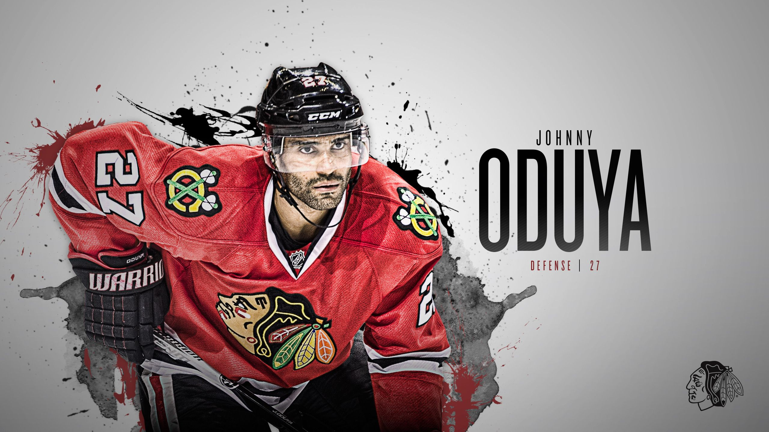 Johnny Oduya Wallpaper