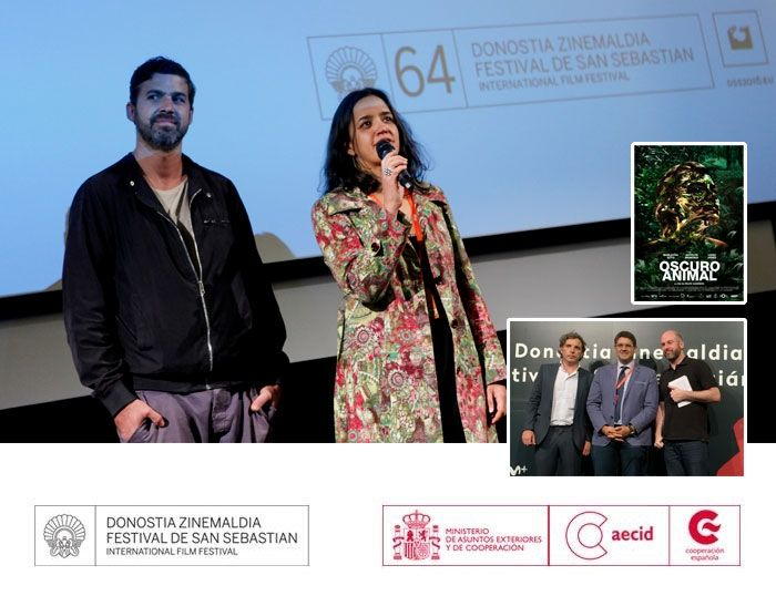 San Sebastian Film Festival :: Spanish Cooperation Award