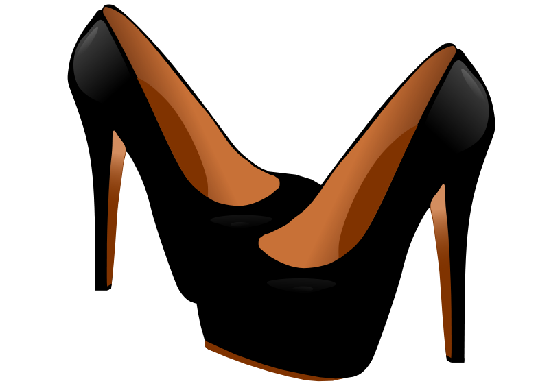 Clip Art High Heel Clip Art black high heels clipart google search glamourdiva pinterest shoes images and google