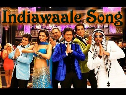 Indiawaale Song Lyrics HD
