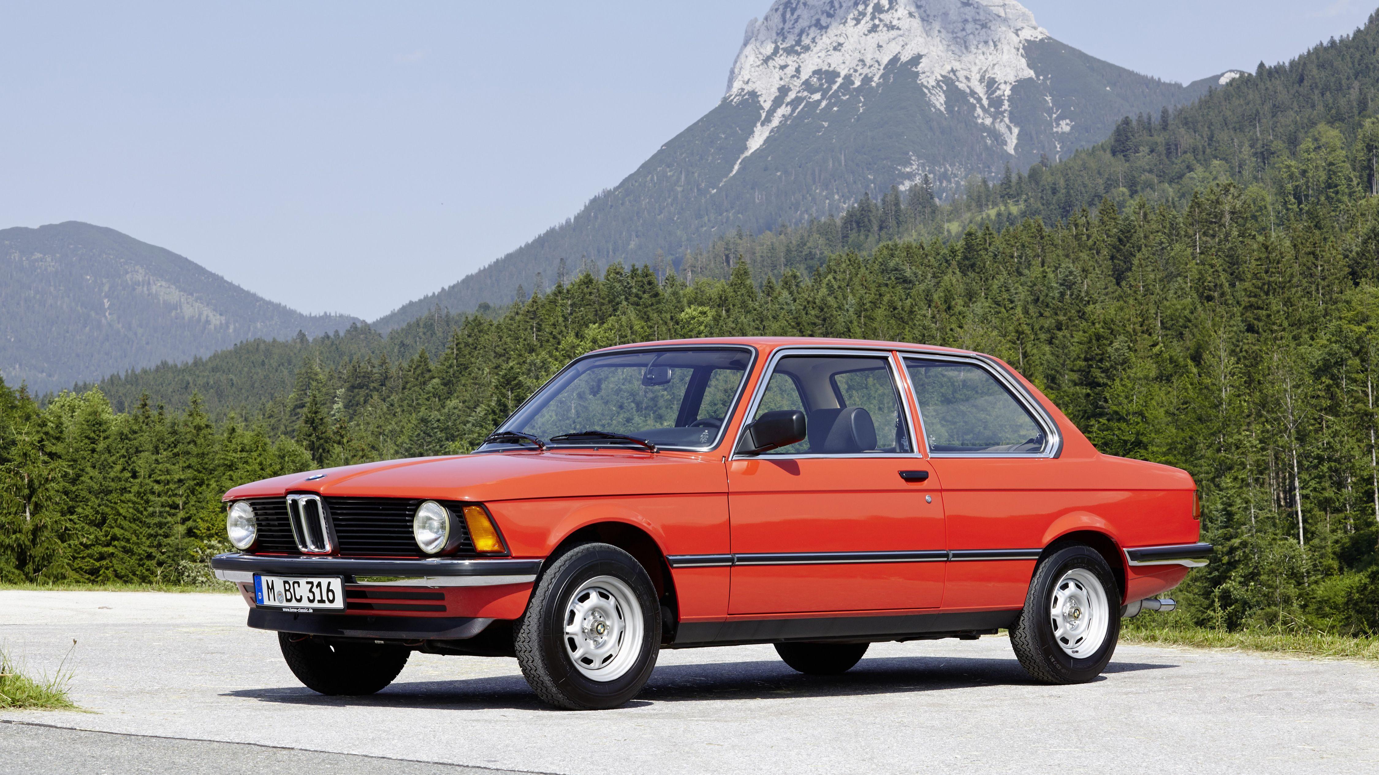 BMW 316 Coupe (E21) 1975 | BMW | Pinterest | BMW, Auto design and Cars