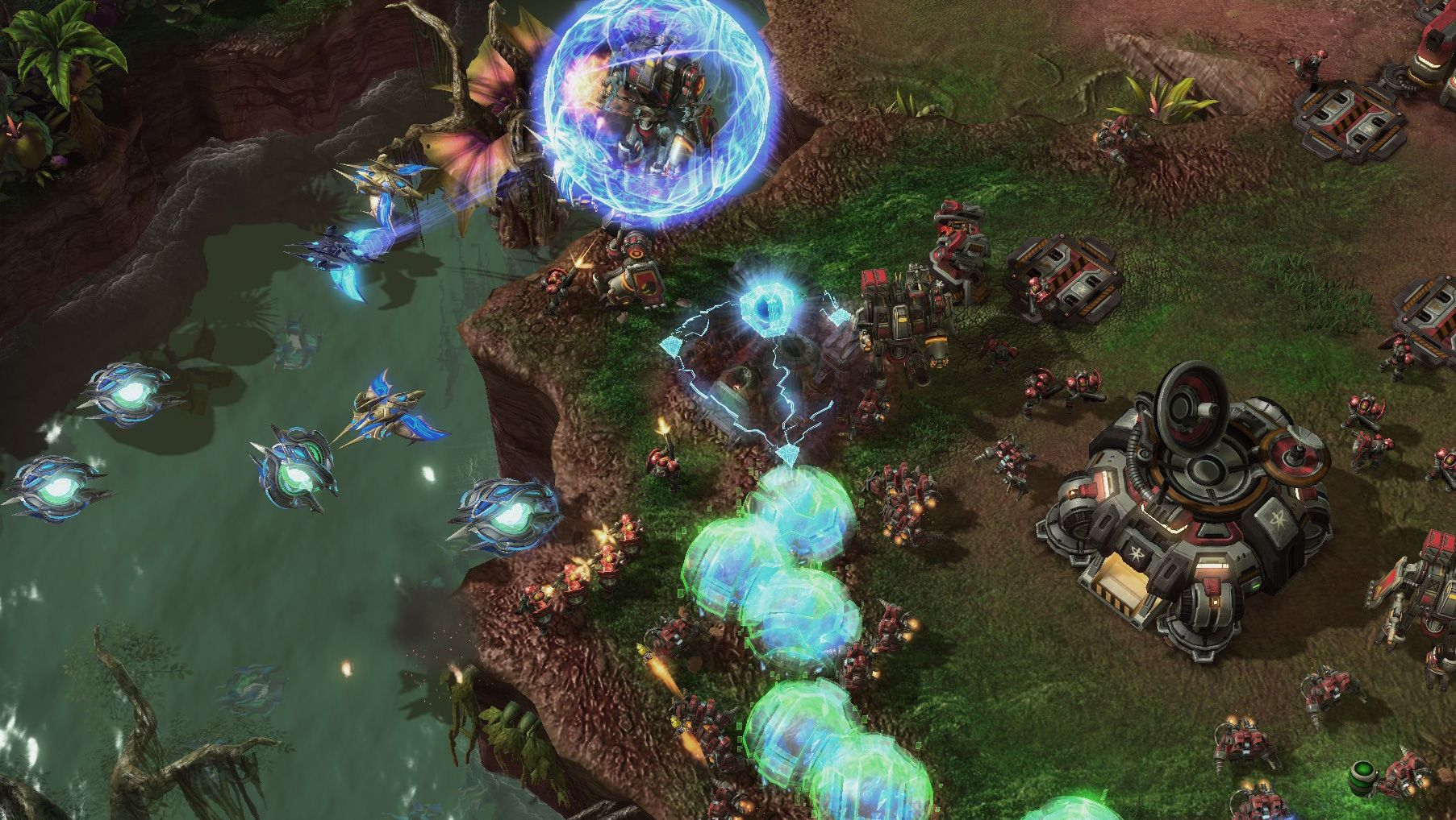 starcraft 2 heart of the swarm game key