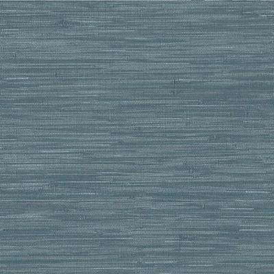 Nuwallpaper 30 75 Sq Ft Blue Vinyl Abstract Self Adhesive Peel And Stick Wallpaper Lowes Com Peel And Stick Wallpaper Blue Vinyl Nuwallpaper