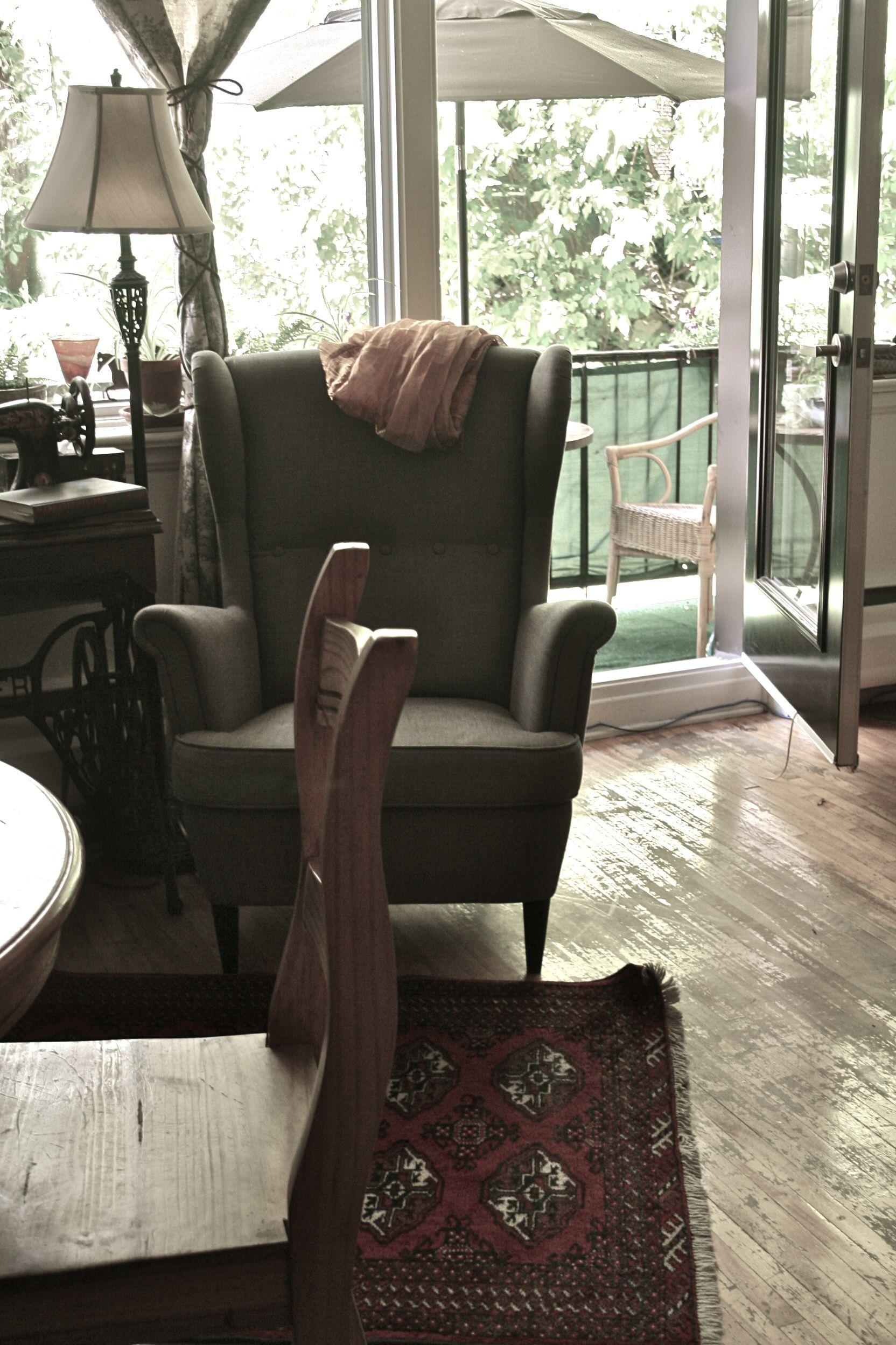 Ikea Strandmon Armchair Strandmon Chair Chair Home