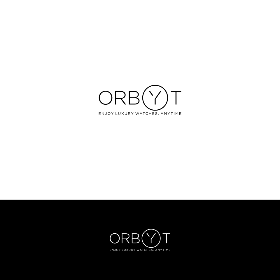 Design by kAsoEM ORBYT Inspiration for logo design