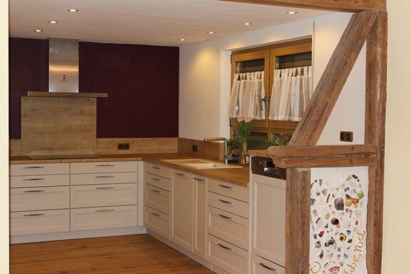 Unsere neue Küche ist fertig. Der Hersteller ist: Schüller - Cambia ...
