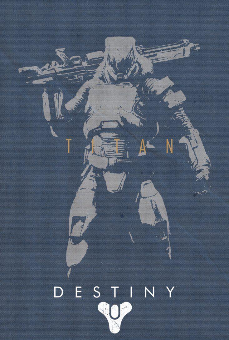 Destiny Guardian - Titan by shrimpy99 on DeviantArt