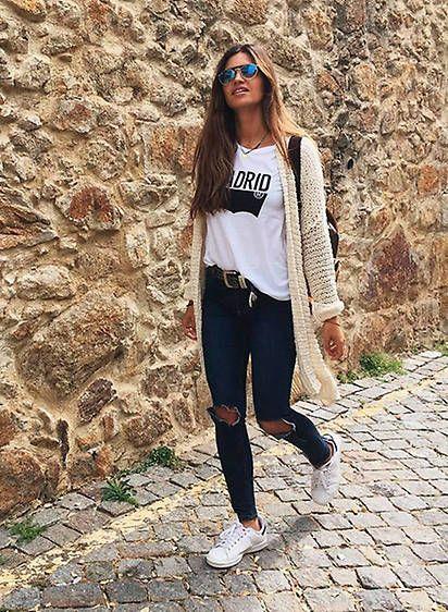 Las zapatillas de Sara Carbonero que necesitas