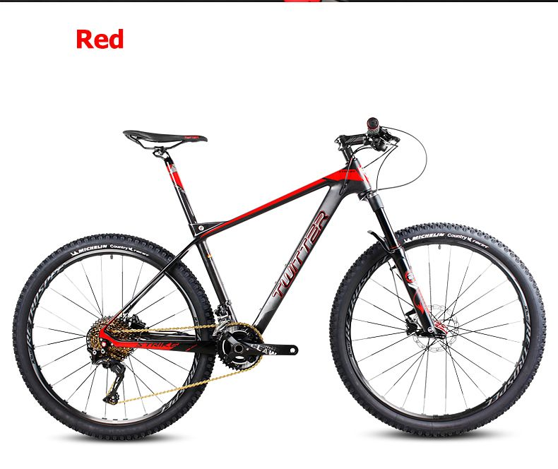 Free shopping 26/27.5inch carbon fiber mountain bicycle 27speed ...