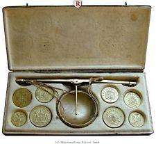 RITTER Italien, Münzwaage vor 1800 aus Mailand #coins