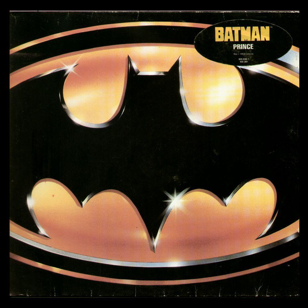 """The Soundtrack Album """"Batman"""" By Prince"""