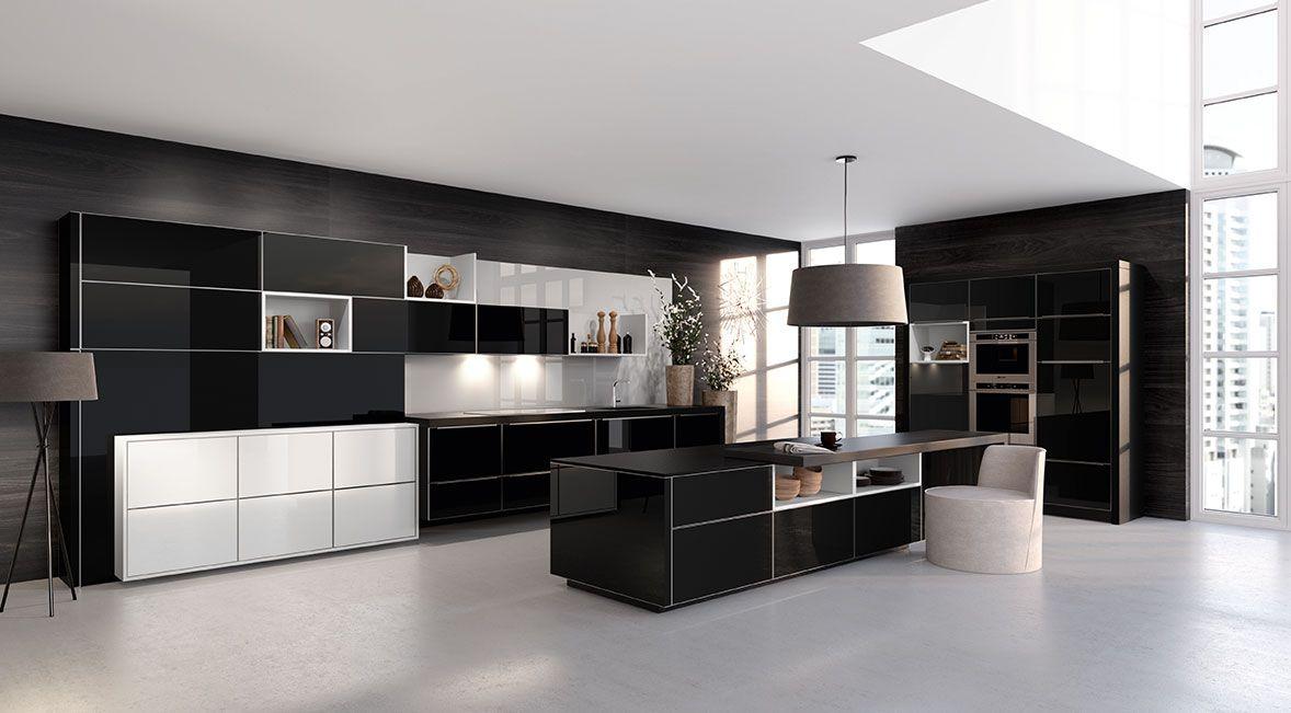 alno modern kitchen cabinets