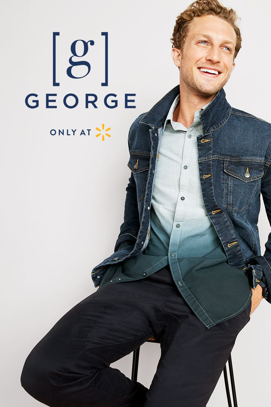 Don T Simply Walk Through A Winter Wonderland When You Can Glide Through The Season In Style With George Our Lon Mens Outfits Mens Spring Fashion Yoga For Men [ 1349 x 900 Pixel ]