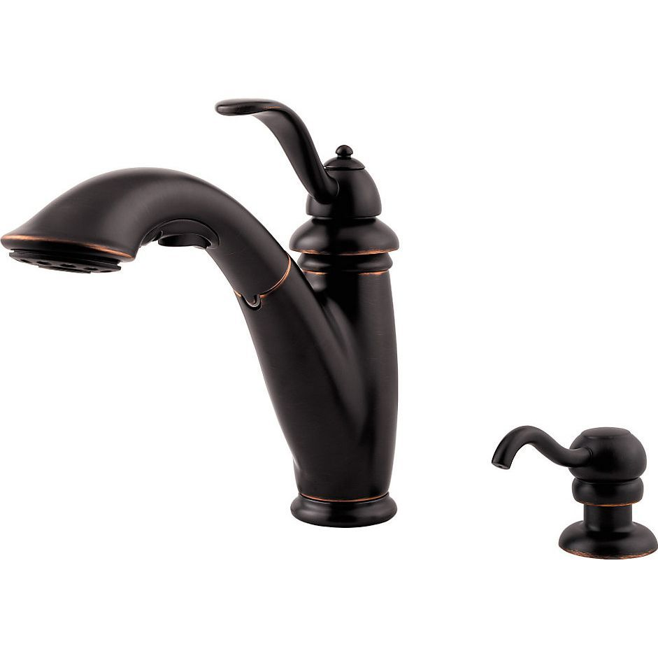 Price Pfister F-532-7PYY Marielle Tuscan Bronze Pullout Spray ...