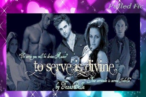 To Serve Is Divine by texasbella