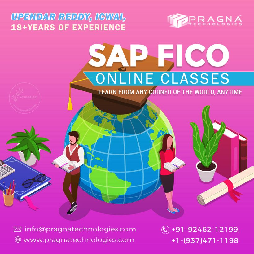 SAP FICO Online Training Train, Technology, Learning