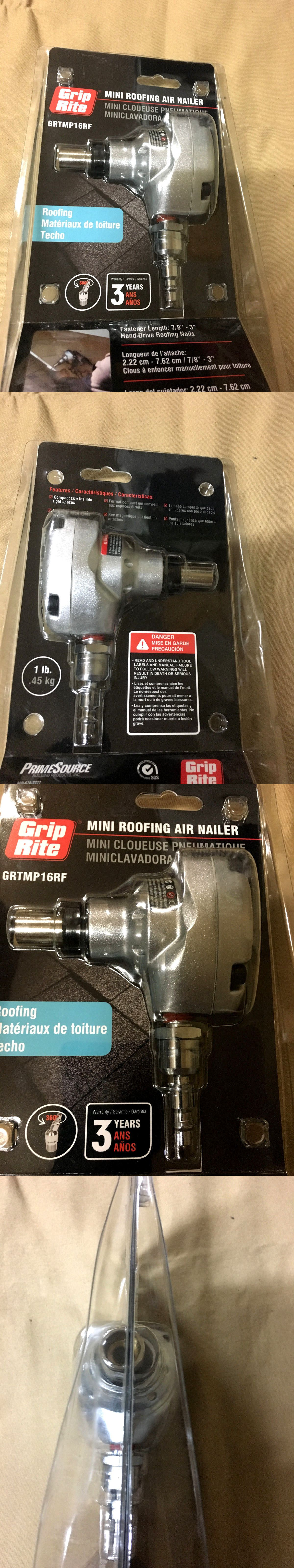 Air Tools 85759 Grip Rite Mini Roofing Air Nailer