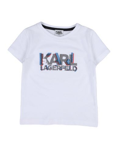 f13476d1 KARL LAGERFELD Boy's' T-shirt White 6 years | Products