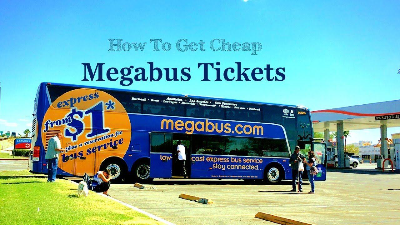 Megabus Review- How To Get Cheap Megabus Tickets | Budget