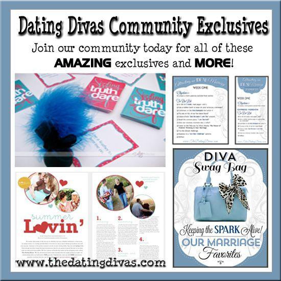 Dating divas community