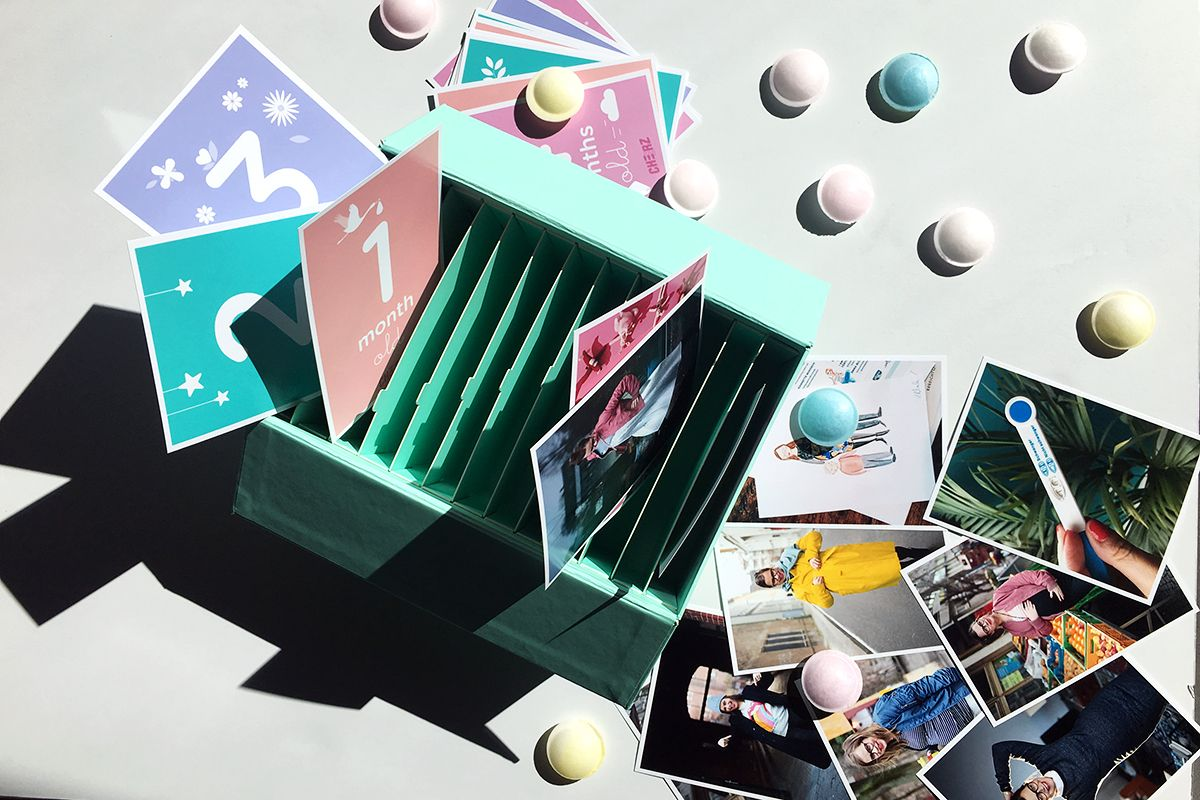 Millionen Fotos auf dem Smartphone und kein Album für die Kinder? Geht uns auch so. Wir haben deshalb mal die Baby Memory Box von Cheerz getestet.